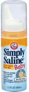 Saline Nasal Spray